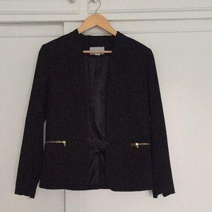 Stylish black blazer from H&M